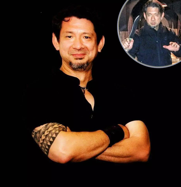Doug Marcaida Wiki: Bio, Age, Parents Possible Married Life and Wife Of The Weapon Design Specialist