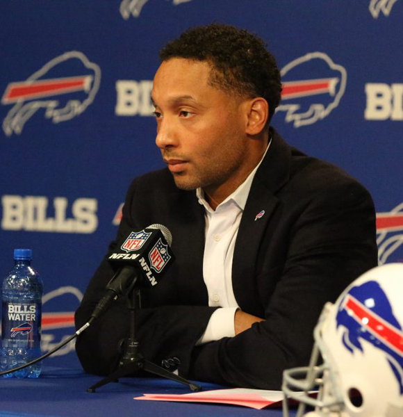Doug Whaley From Buffalo Bills Fired Right After NFL Draft; Contract Extension To Ashes