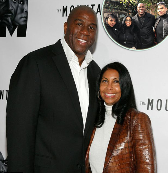 Earlitha Kelly Bio: 5 Wiki Facts On Magic Johnson's Wife - Cookie