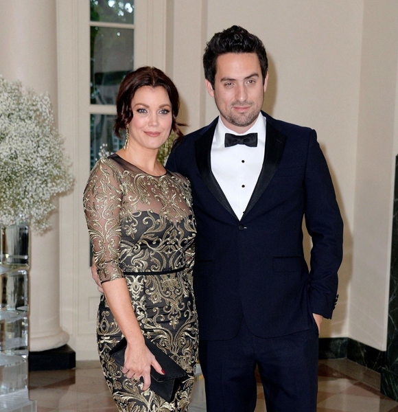Ed Weeks Outed His Partner In A PDA! Could She Be A Potential Wife He Could Get Married To?