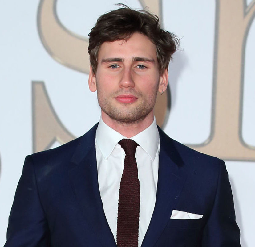Is Edward Holcroft A Gay Man In Real? Or The Rumors Exist ...