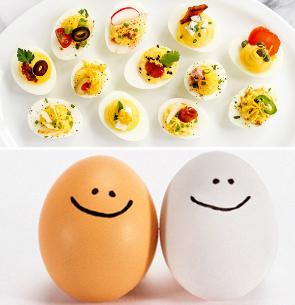 Learn About Types Of Eggs, Their Uses And The Sheer Benefits You Can Get From Them