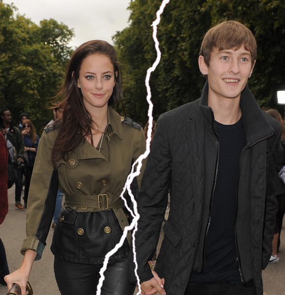 Rumored Gay Actor Elliott Tittensor's Girlfriend Ended Their Dating Affair! What Was The Reason?