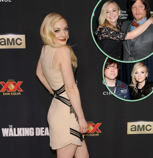 Did Emily Kinney Start Dating Affair With Co-Star And Turned Him Into Boyfriend?