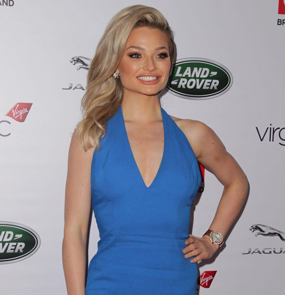 Emma Rigby face shape