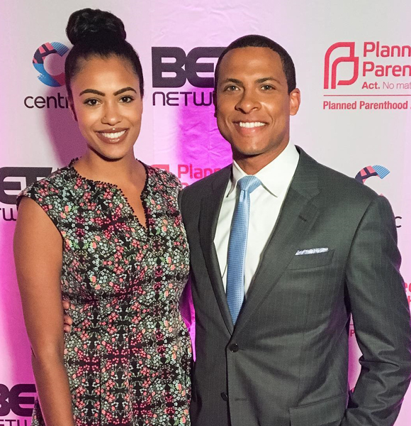 Errol Barnett Gay Rumors Debunked! Has A Sizzling Girlfriend And They Might  Just Get Married