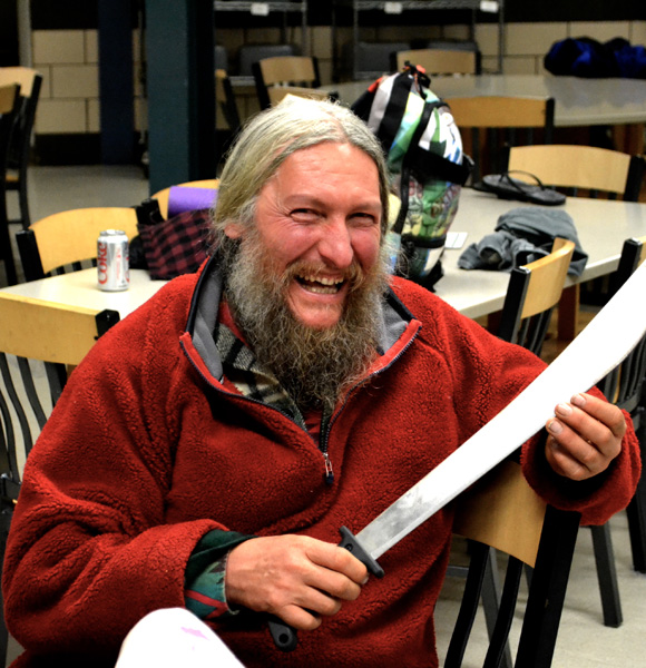 Isn't Eustace Conway Married At All? Couldn't Have A Wife Because Of His Off The Track Life?