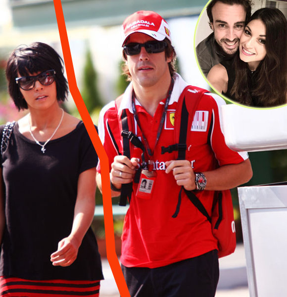 Fernando Alonso Nearly Married His Wedding After Splitting With Wife Of Five Years