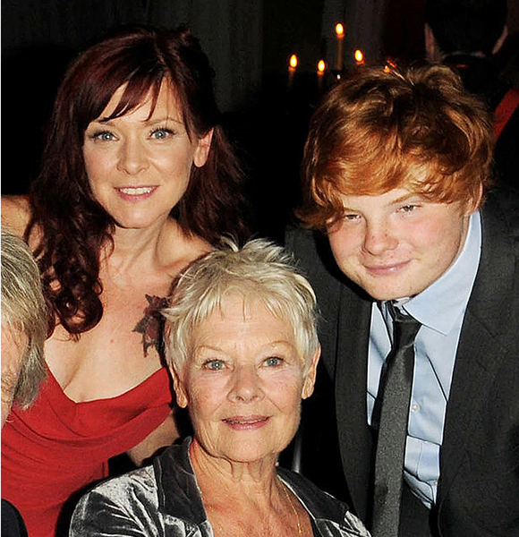 Finty Williams Has A Son! But Is It With Her Husband?