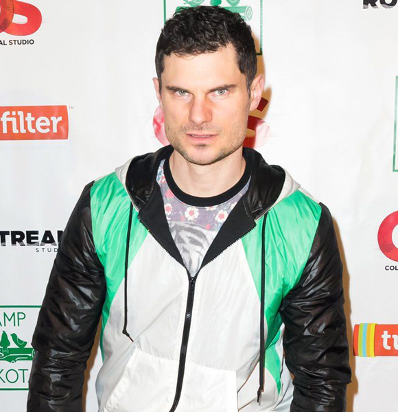 Flula Borg Gets Two People Married But What About Himself? Has A Girlfriend Or Are The Gay Rumors True?