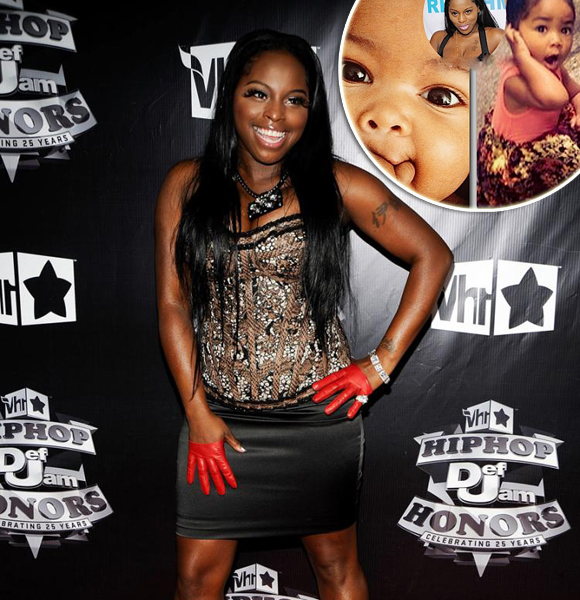 Foxy Brown Welcomed A Baby; Go Through Her Dating Affair To Know Who The Baby Daddy Is