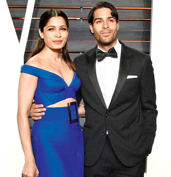 Freida Pinto Reveals If She Is Married Or Still Dating! Talks On Former  Boyfriend And What Ended Things Between Them