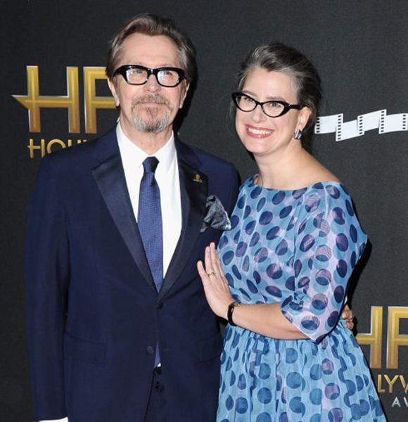 Wedding Bells! Gary Oldman Gets Married for the Fifth Time with Gisele Schmidt