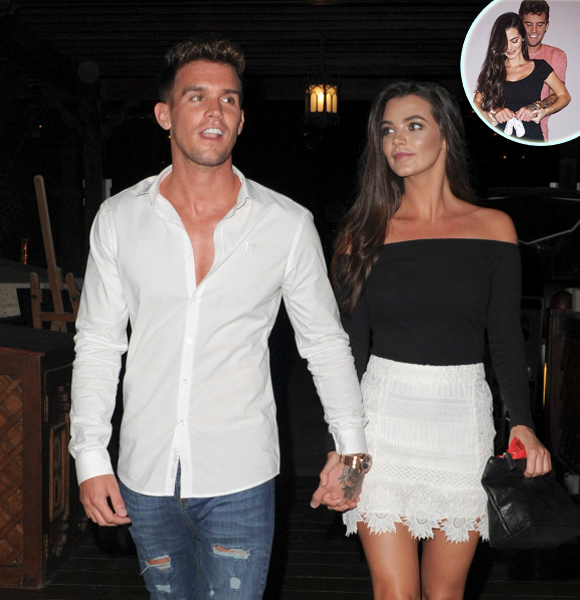Gaz Beadle Split With Pregnant Girlfriend Emma Mcvey Just Dropped Relationship Bombshell On The Show