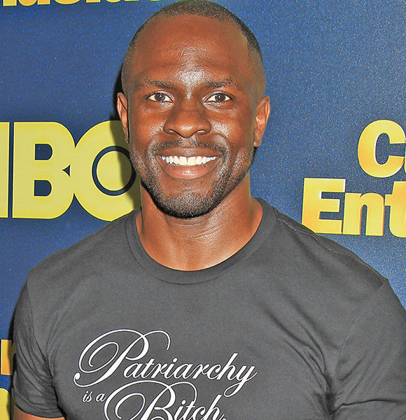 Gbenga Akinnagbe is Not Married! The Actor is Dating His Interests
