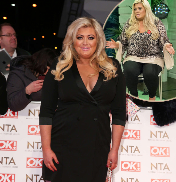 Gemma Collins Doing Everything She Can To Get Pregnant! From One Night Stand to Weight Loss Process