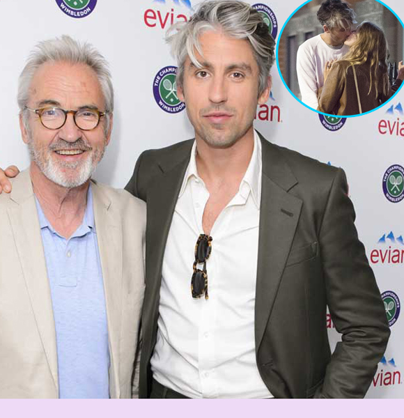 George Lamb Dating His Girlfriend But In Secret; Reveals Secret With Father Larry Lamb Who Is More Like A Friend