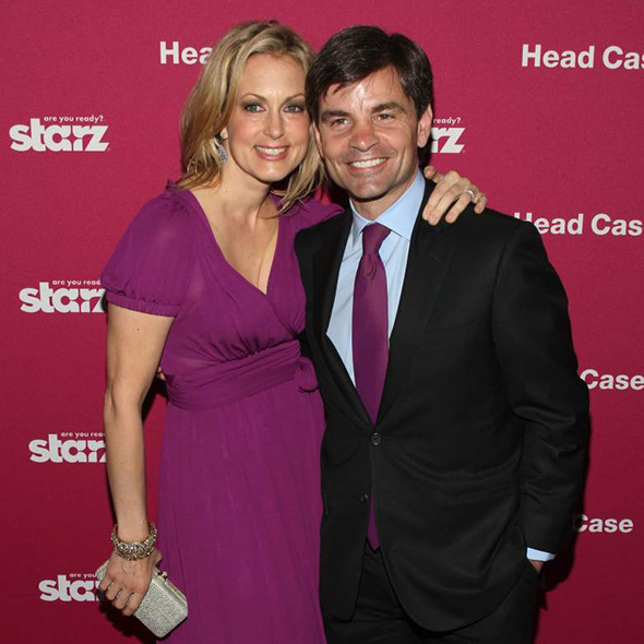 ABC's George Stephanopoulos And His Comedian Wife: 15 ...