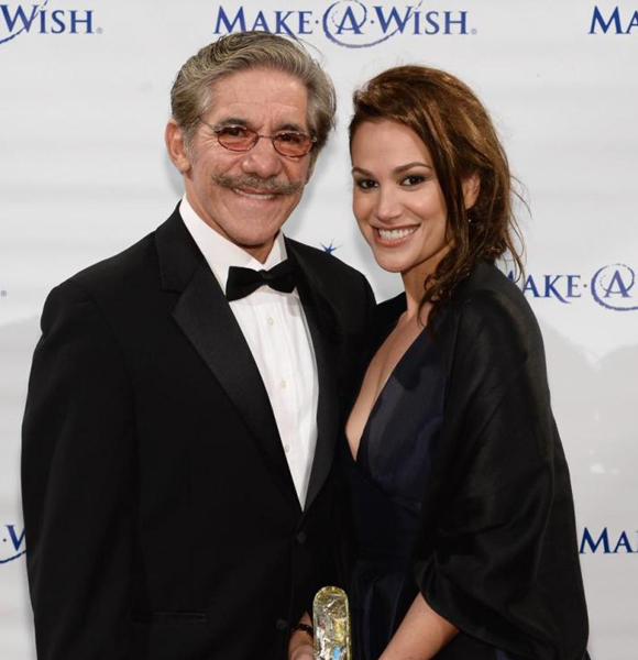 Geraldo Rivera Steady With His Fifth Married Life With Wife! A Family That Is Perfect Now?