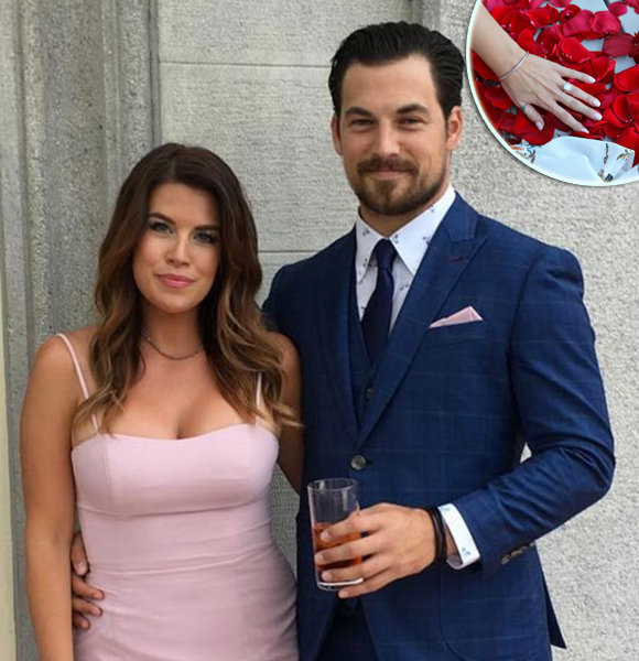 One Up for Love! Grey's Anatomy's Giacomo Gianniotti is Now Engaged to His Girlfriend Nichole Gustafson