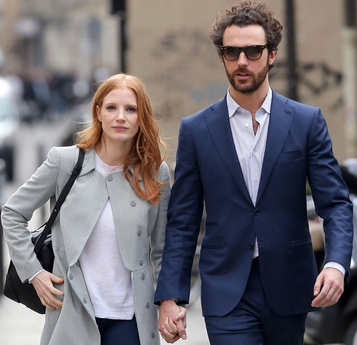 Jessica Chastain Still Dating Her Executive Boyfriend? Any ... Jessica Chastain Wikipedia