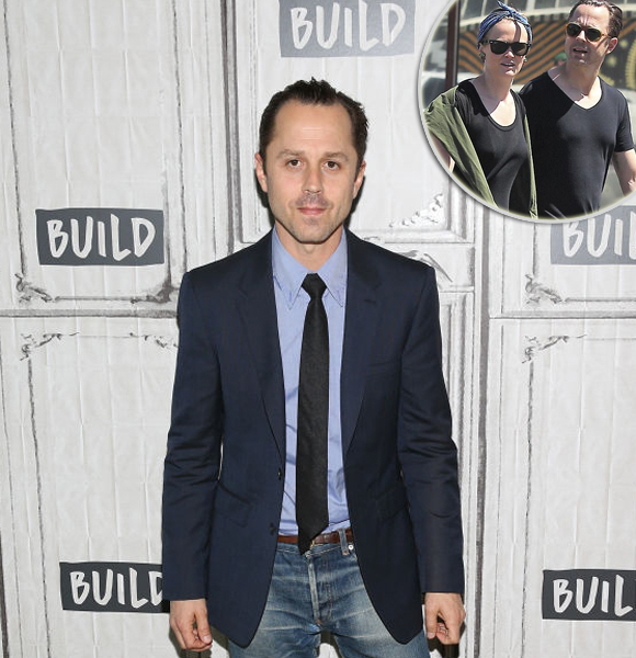 Giovanni Ribisi Of 'Friends' Seems to Have A Girlfriend! All That After Failed Relationship With Former Wife