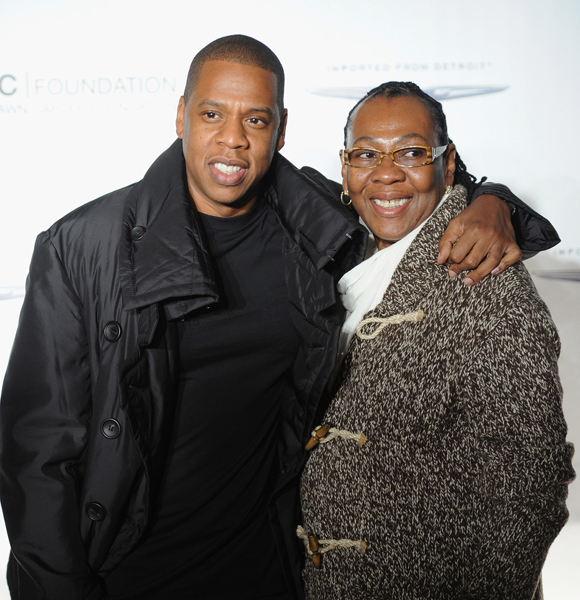 Gloria Carter Identified As Lesbian/Gay In Her Son's New Album! How True Is That