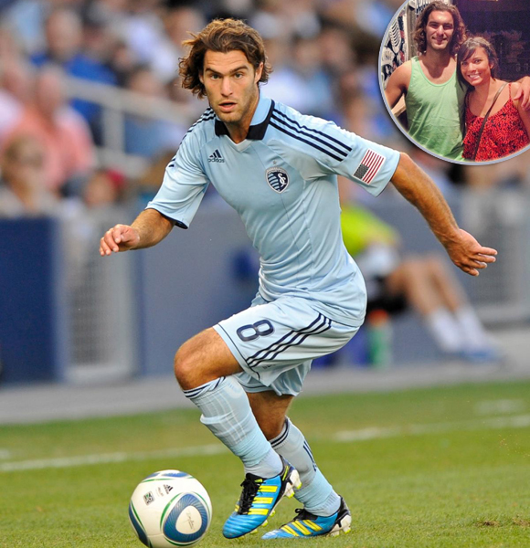 Graham Zusi's Girlfriend Is The One Keeping Their Dating Affair To A Minimum! No Hints On Turning Her Into A Wife?