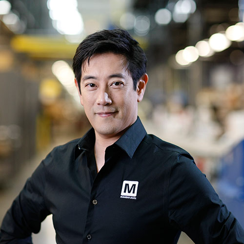 Mix Ethnicity, Grant Imahara, Fun With Girlfriend in Wedding: Partner Since 2011