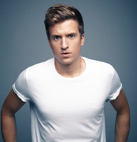 The Wage Of BBC Host Greg James; His Marriage Life, Is He Gay?