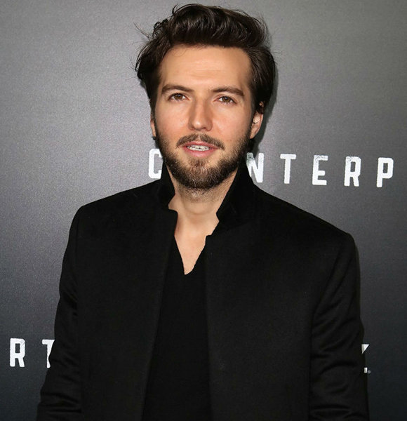 Guy Burnet: With Gay Role, Rumored Girlfriend - Where Does He Stand?