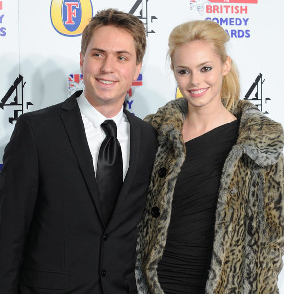 Hannah Tointon Ready To Escalate Her Dating Affair Into A Married One! Finally Gets Engaged To Longtime Boyfriend