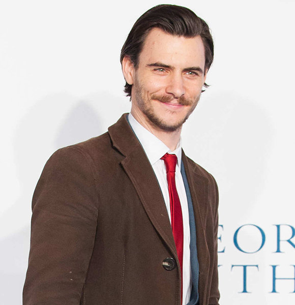 Harry Lloyd Dating After Split With Former Girlfriend? The Fact Revealed!