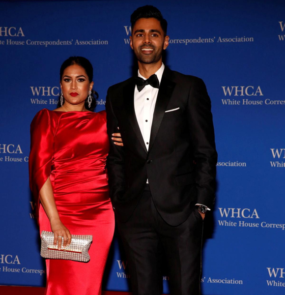 Hasan Minhaj Has A Low-Key But Happy Married Life With Wife; Shows Memories Of Groovy Wedding Day
