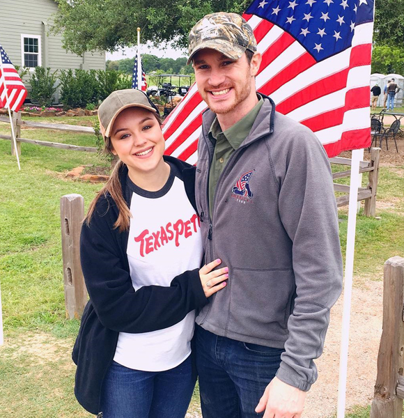 Is Hayley Orrantia Pregnant? Or It's A Rumor Because Of Her Blessed Dating Affair With Boyfriend?