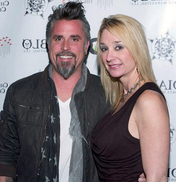 Heart Of Gas Monkey Garage Richard Rawling Married His Wife Twice