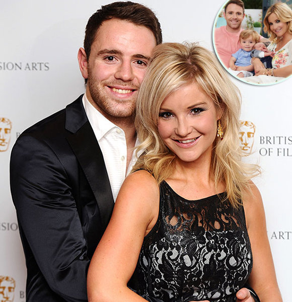 For Helen Skelton Everything Falls Perfectly; Beautiful Wedding With Husband First and Then Becoming Parents