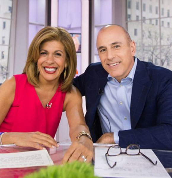 Hoda Kotb Appointed for 'Today' as Matt Lauer's Replacement! NBC Serves Justice