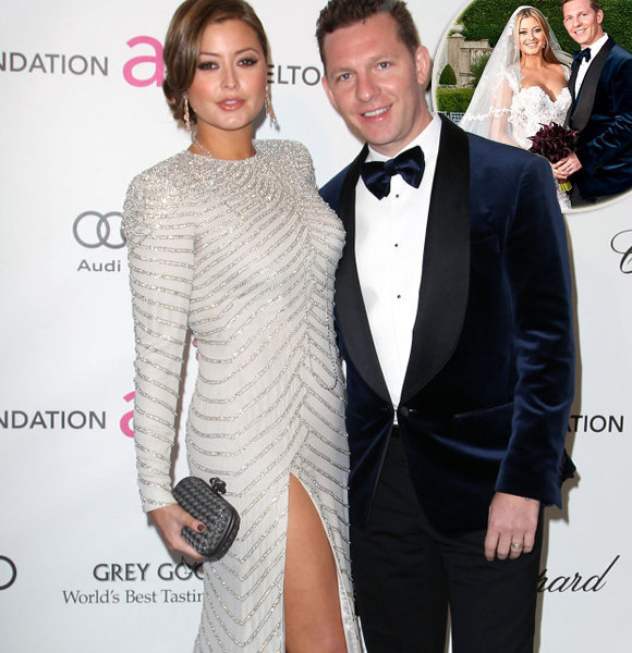 Glancing Back At Holly Valance Lavish Wedding With Billionaire Husband Younger Sister Reveals Her Lifestyle