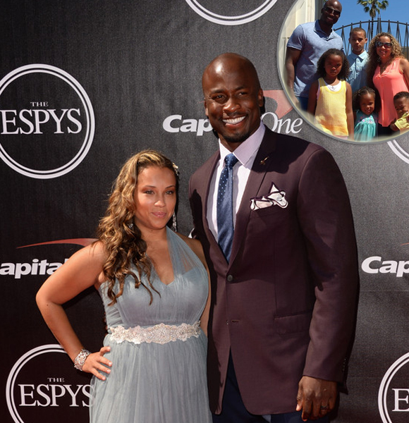 Akbar Gbaja-Biamila Has Gracefully Settled Down With Wife and Kids! Leaving Rock-Solid NFL Stats Behind