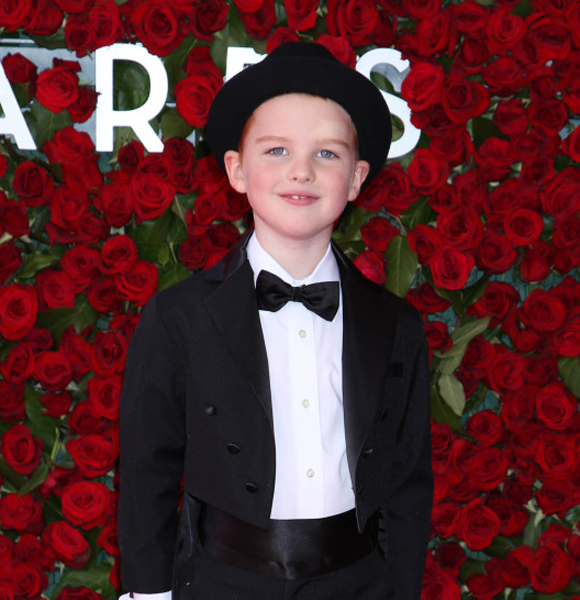 A Wiki-Like Bio Of Iain Armitage! Including The Parents Who Raised This 'Big Little Lies' Star From A Young Age