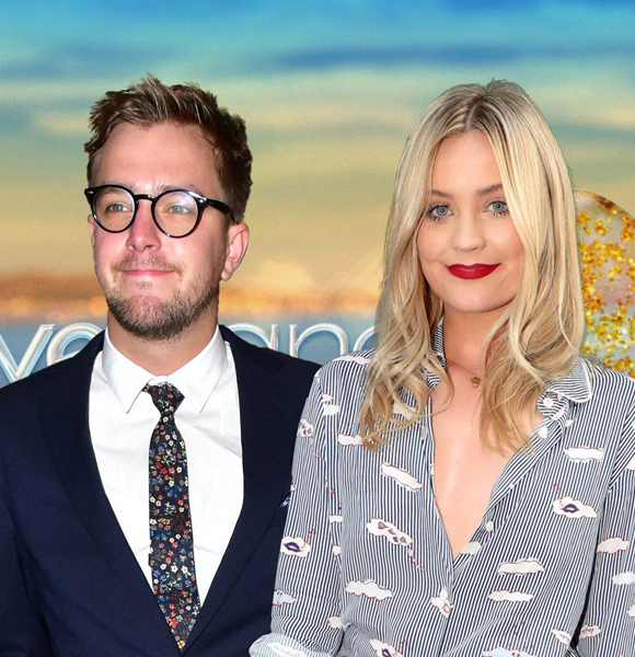 Iain Stirling And His Dating Affair With TV Presenter Girlfriend Is Confirmed! A Romance That Downs All Gay Rumors