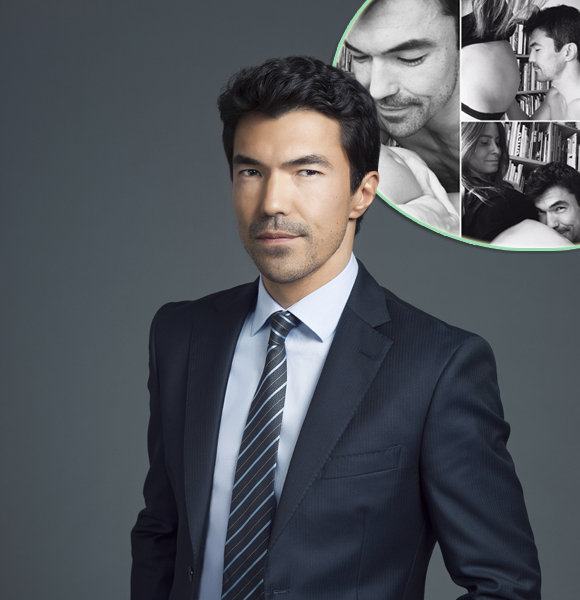Ian Anthony Dale Got Married As He Turned His Girlfriend Into Wife; Is Preparing To Become Parents