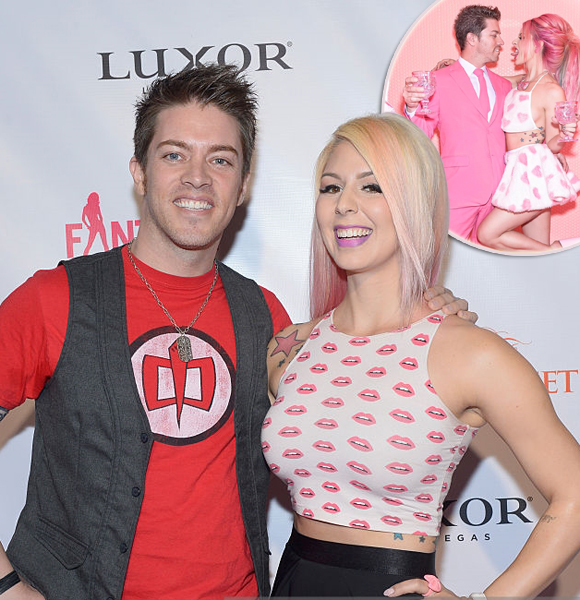 J.D. Scott And His Dating Affair With Girlfriend Is No Less Than A Married Couple!