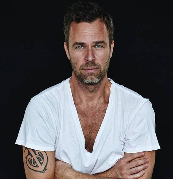 JR Bourne's Married Life Is Something That Exists Only On TV! Does That Make Him A Gay Man?