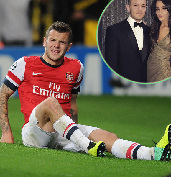 Jack Wilshere Stats Taking A Toll After Injury; Reveals Future Plan With Girlfriend