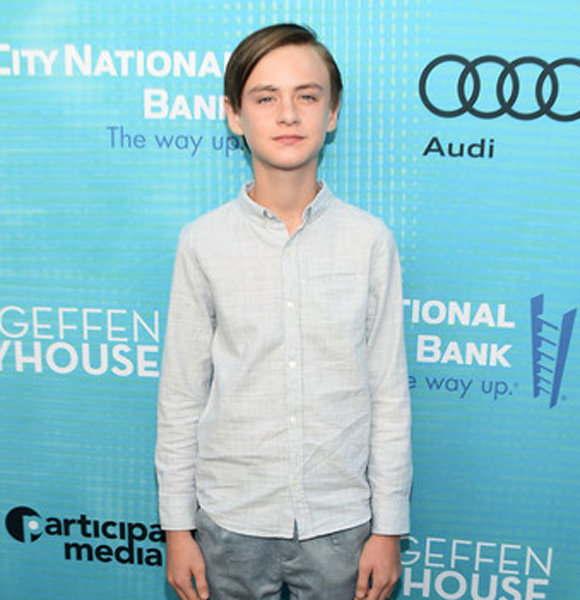 Jaeden Lieberher's Career Bombarded With Movies? Parents of The Actor Who Stars The 2017 Remake of 'It'