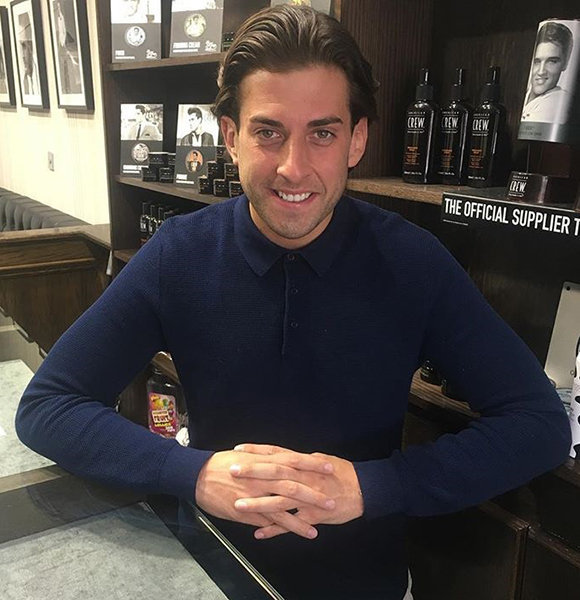 James Argent Is Allegedly Loved Up With Young Girlfriend; A Dating Affair To Last?