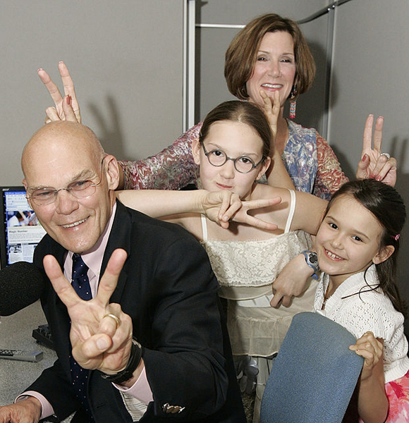 Into The Life Of James Carville And His Wife! The Couple Who Have The Perfect Family With Their Daughters In It