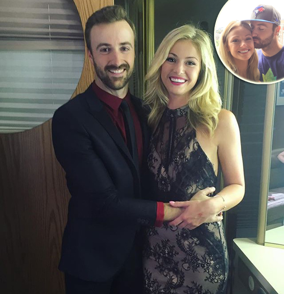 James Hinchcliffe Already Married? Or Has A Girlfriend Who Can Be A Wife Someday?